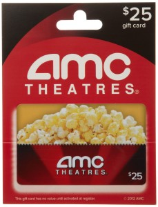 amc 229x300 Amazon: FREE $3 MP3 Credit with Purchase of Select Gift Cards (Subway, Dominos, Regal Cinemas + More)