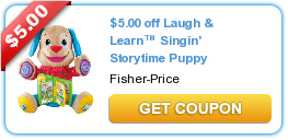 image 18019374 Fisher Price Laugh and Learn Play Puppy or Sis Only $10 at Walmart!
