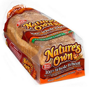 Nature own bread coupon september 2018