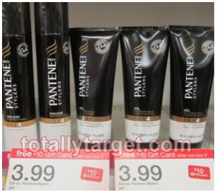 *HOT* 3 FREE Pantene Products + Moneymaker (Shampoo, Conditoner and Mousse!)