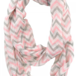 Chevron Infinity Scarves– Assorted Colors as low as $6.49 + Shipping!