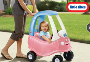 screen shot 2013 09 18 at 6 17 23 am 300x205 *HOT* $25 For a $50 LittleTikes.com Voucher = Princess Cozy Coup Only $4.99 Shipped