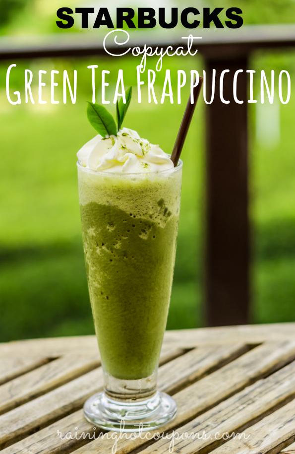 starbucks copycat green tea