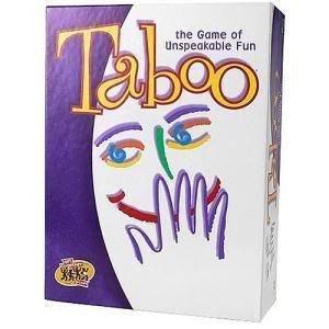 Taboo coupon game