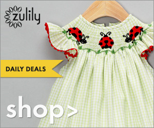 zulily300x250a Baby and Kids' Boutique Halloween Costumes, Apparel & More, Starting at $5.99!