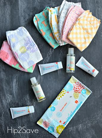 13 *HOT* FREE Trial Size Diapers, Wipes, Lotion, Soap, Balm, Laundry Soap from The Honest Company (Pay $2.98 Shipping)