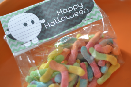 2 FREE Halloween Bag Toppers from Raining Hot Coupons! (Pumpkin Poop, Spider Poop, Happy Halloween and more!)