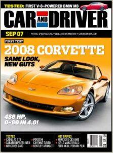 Mercury Magazines Free Car And Driver Magazine Subscription