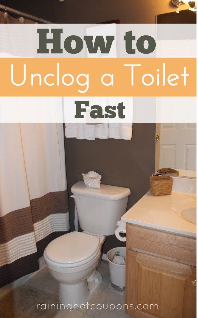 HowtoUnclodaToiletfast How To Unclog A Toilet Fast