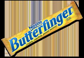 Kum amp go free butterfinger candy bar