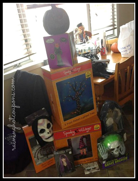 cvs CVS: 75% Off Halloween Decor and More = AMAZING DEALS!