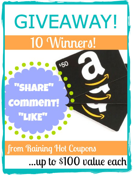 giveaway amazon gift card I am Giving Away 10 Amazon Gift Cards (Up to $100 in Value Each!!!) 10 Winners