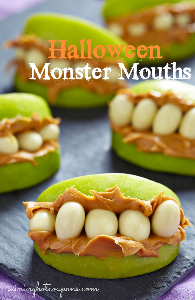 Halloween Monster Printables Halloween Monster Mouths