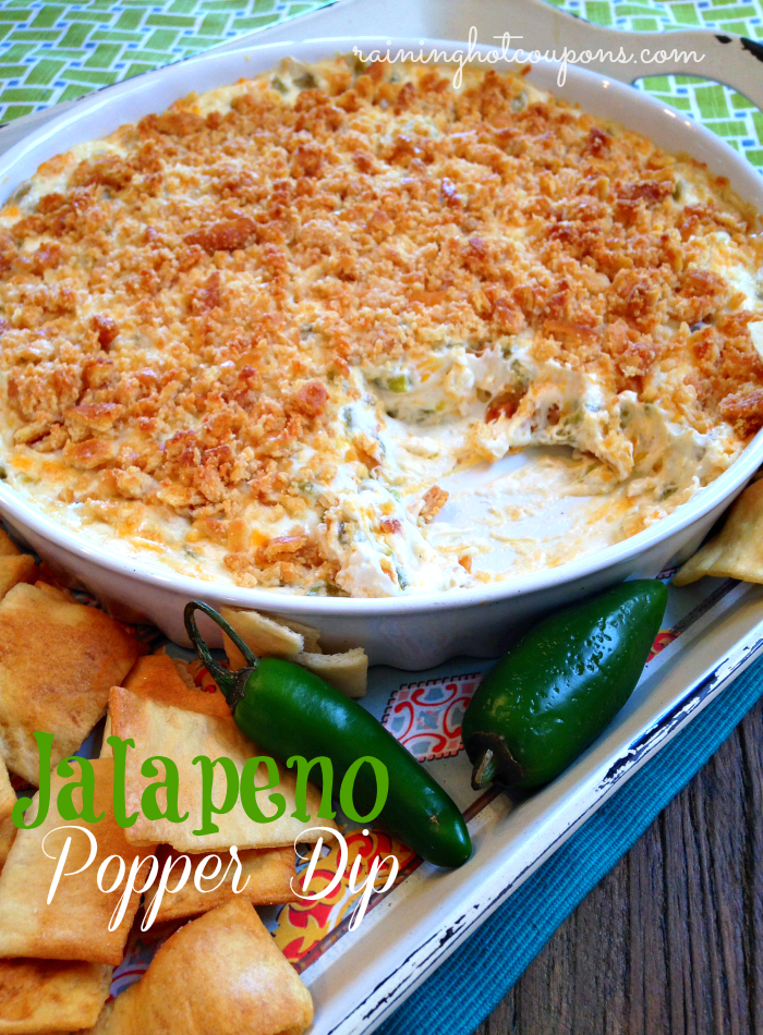 Jalapeno Popper Dip Recipe — Dishmaps
