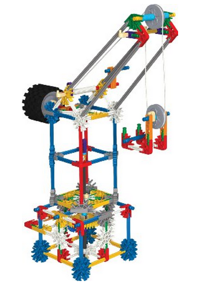 kn Amazon: KNEX 375 Piece Deluxe Building Set Only $11.00 (Reg. $19.99)