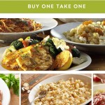 Olive Garden: Buy 1 Entree, Take 1 Home for FREE!