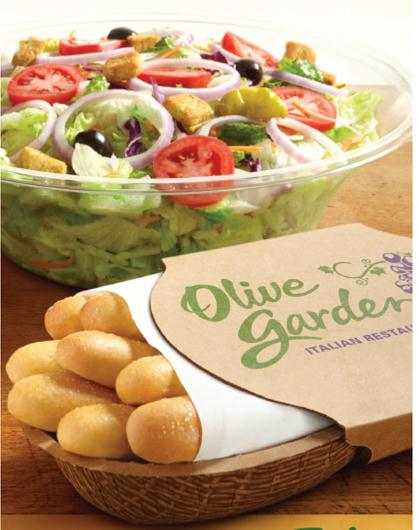 olive Olive Garden Coupon: 20% Off Your Entire Purchase!