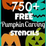 pumpkin carving stencils 150x150 Printables