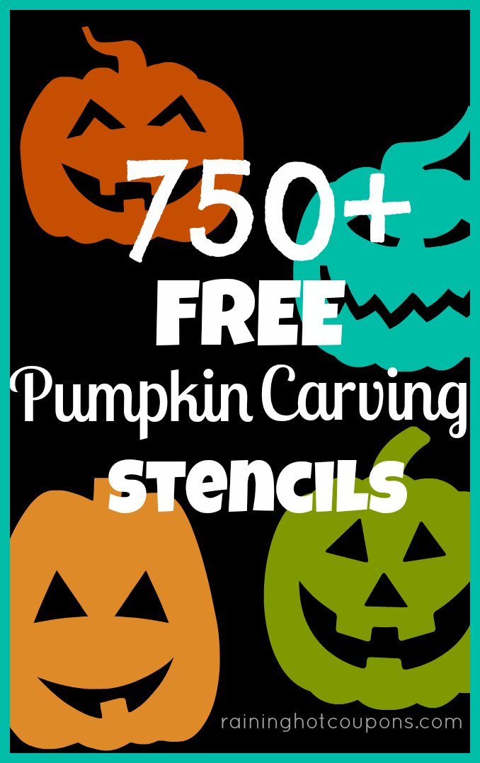 Free Pumpkin Carving Patterns - TripSavvy