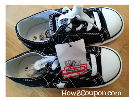 shoes Target *HOT* Converse One Shoes Only $0.98!