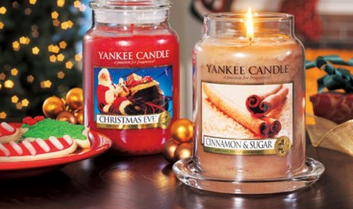 Yankee Candle: Buy 2 Get 2 FREE Candles Coupon!