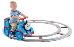 71lP3cxrAEL. SL1500  300x192 Amazon: Power Wheel Thomas & Friends Thomas With Track Only $89.99 Shipped (Reg. $139.99)