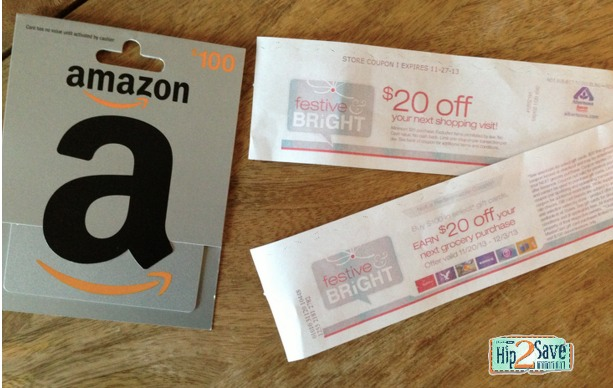 38f6944fbe38 Albertsons   HOT   20 Off Your Purchase When You Buy a  100 Gift Card  (Including Amazon