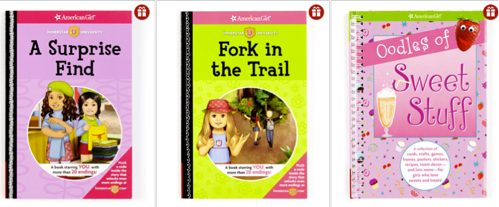 American Girl® Daily deals for moms babies and kids American Girl Books As Low As $5.99