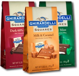 4 FREE Bags of Ghirardelli Chocolate at Rite Aid!