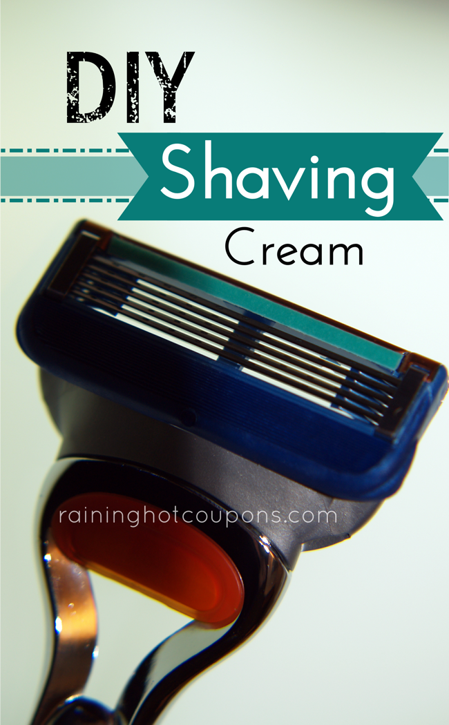 DIYShavingCream