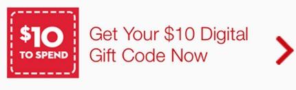 FREE $10 Macy's Gift Card (Smart Phone Users!)