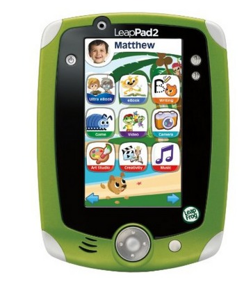 Amazon: LeapFrog LeapPad2 Explorer Kids' Learning Tablet for only $59.99 + FREE shipping (Reg. $100)!