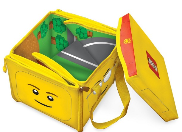Amazon: Neat Oh! LEGO ZipBin Head Toy Tote & Playmat Only $8.59 (Reg. $14.99)!