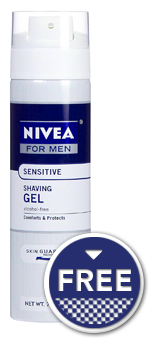 Nivea Shave Gel Coupon Rite Aid: FREE Nivea Men Shave Gel (Starting 11/28)