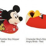 *HOT* Kid's Character Slippers Only $2.99 each Shipped!