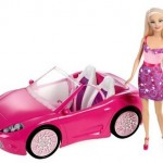Amazon: Barbie Doll and Glam Convertible Only $15.39 (Reg. $22!)