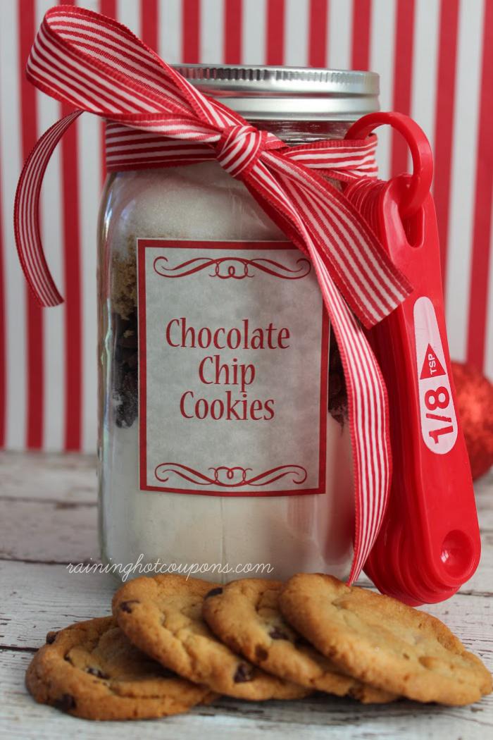 chocolate chip jar