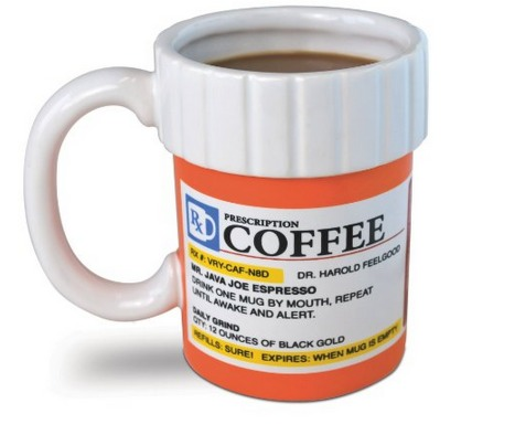 Amazon: Prescription Coffee Mug Only $9.82! (Perfect Gift)