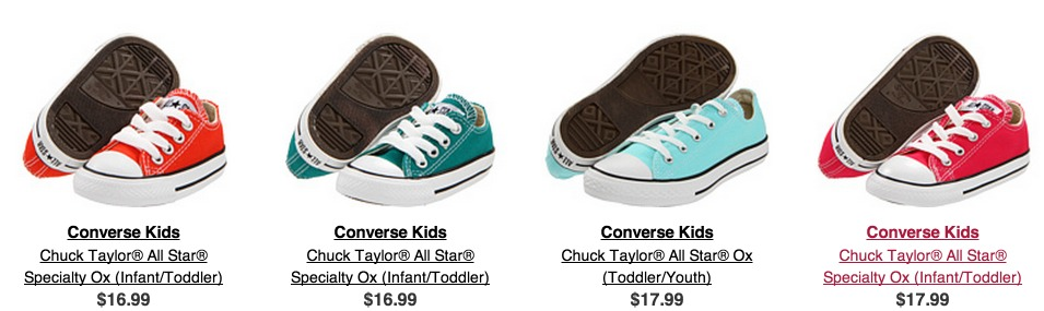 converse on sale