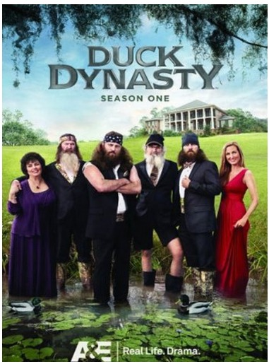 Duck Dynasty: Season 1 and Season 2 DVD Only $4.99 each (Reg. $20!)