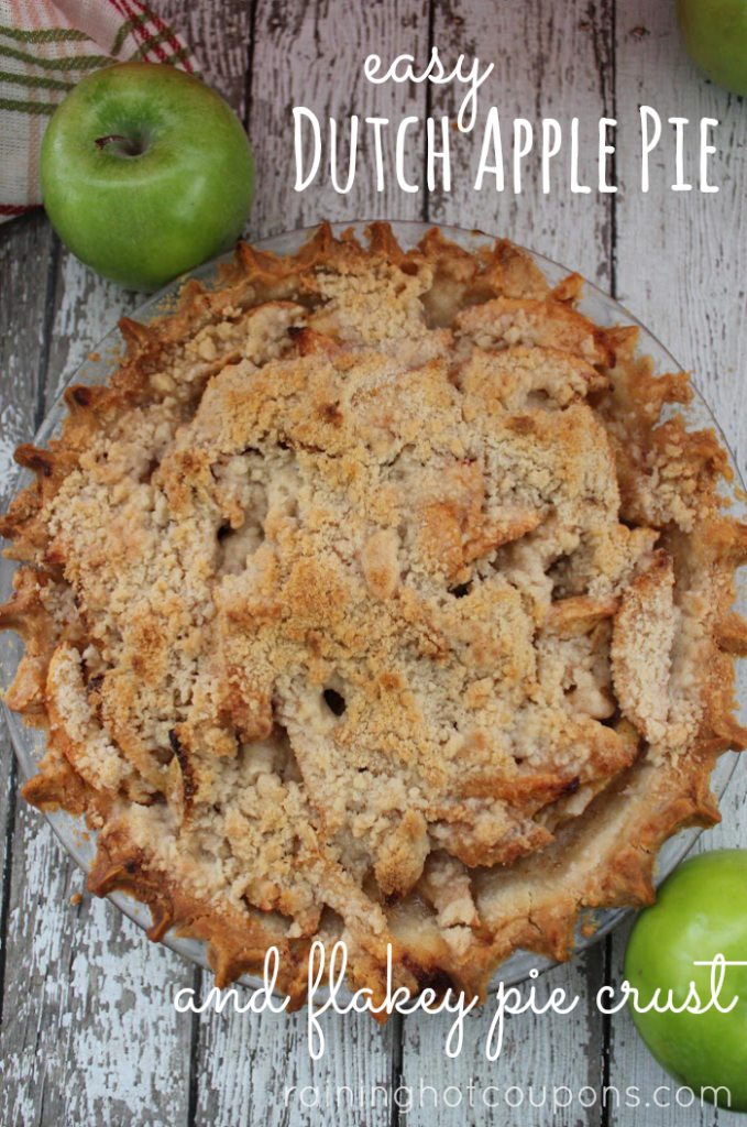 dutch apple pie 2