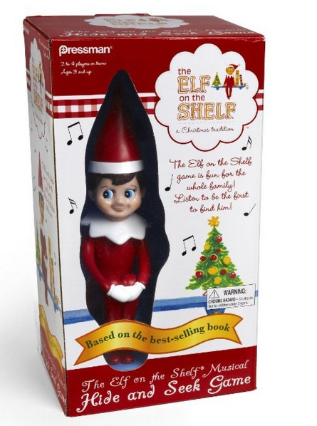 *HOT* Elf on the Shelf Hide & Seek Game With ELF Only $11.74