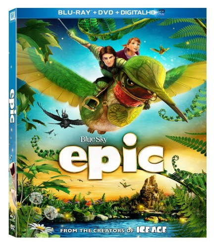 Amazon: *HOT* Epic (Blu ray / DVD + Digital Copy) Only $11.96 (Reg. $40!)