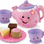 Amazon: Fisher-Price Laugh & Learn Say Please Tea Set Only $13.67 (Reg. $18.99)
