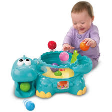 index Target: Fisher Price Poppity Pop Musical Dino Only $9.50 (Today Only)