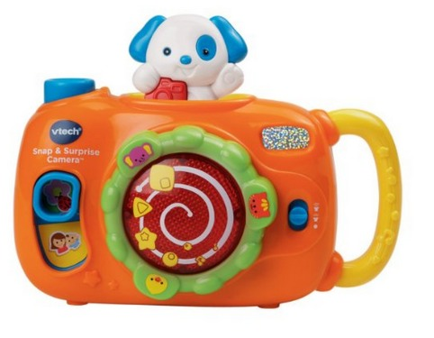 *HOT* VTech Snap and Surprise Camera Only $4.98!