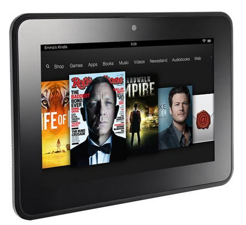 Kindle Fire HD 7 Tablet Only $99 + FREE Shipping (Reg. $200) BLACK FRIDAY Deal