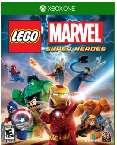 LEGO Marvel Super Heroes   Xbox One Game Only $29.99 (Reg. $60!)