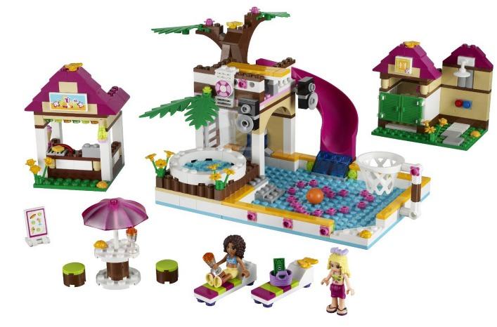 Amazon: *HOT* LEGO Friends Heartlake City Pool Only $26.60 Shipped ...