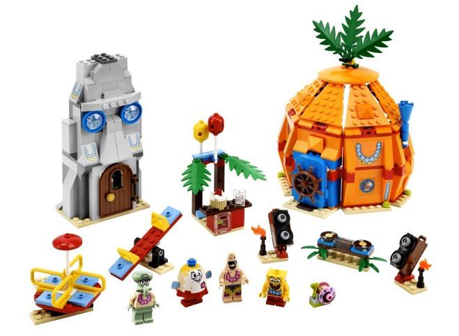 Amazon: LEGO SpongeBob Bikini Bottom Undersea Party Only $29.99 ...
